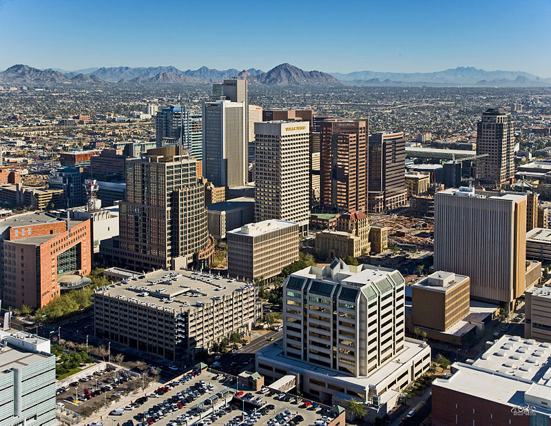 Phoenix, AZ Document Scanning Services