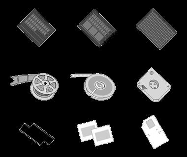 Types of Microfilm
