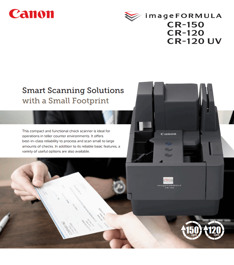 Canon Check Scanner | TierFive Imaging