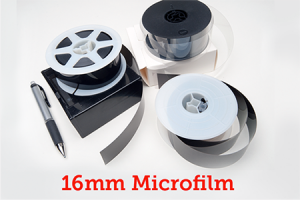 Roll Film (16mm Microfilm)