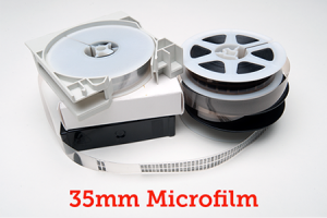 Roll Film (35mm Microfilm)