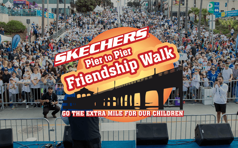 TierFive is a Proud Sponsor of the Pier to Pier Friendship Walk
