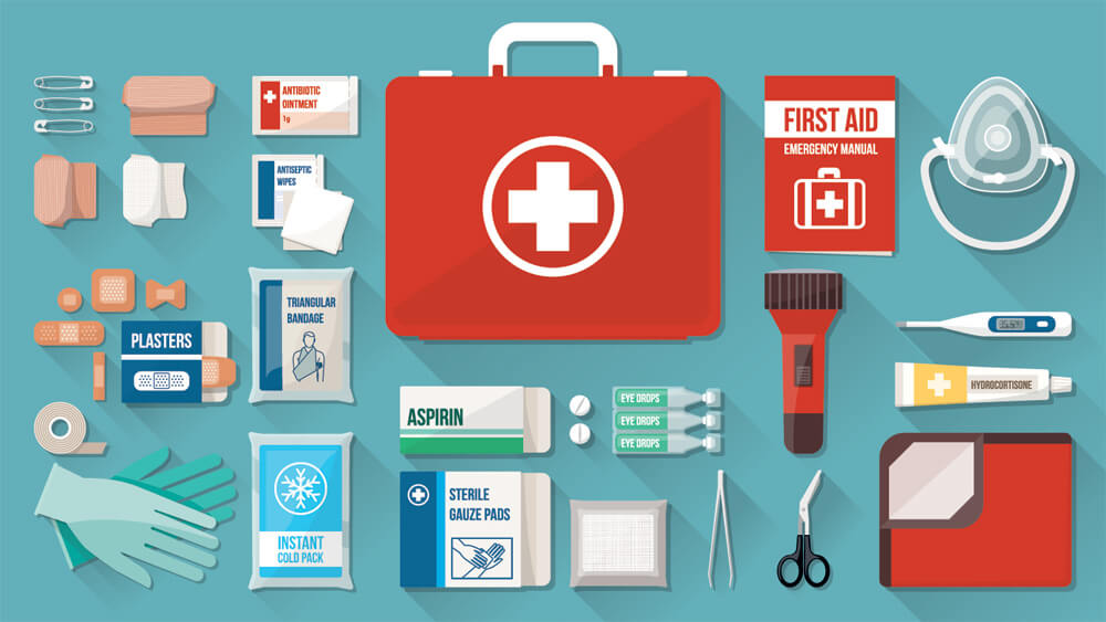 Building Your Own OSHA Compliant First Aid Kit